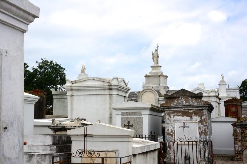 New Orleans Saint Louis cemetery Marie Laveau American Horror Story Coven