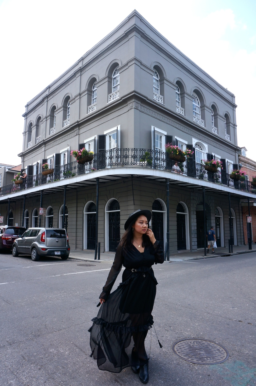 New Orleans walking tour american horror story coven LaLaurie Mansion American Horror Story Coven Witch
