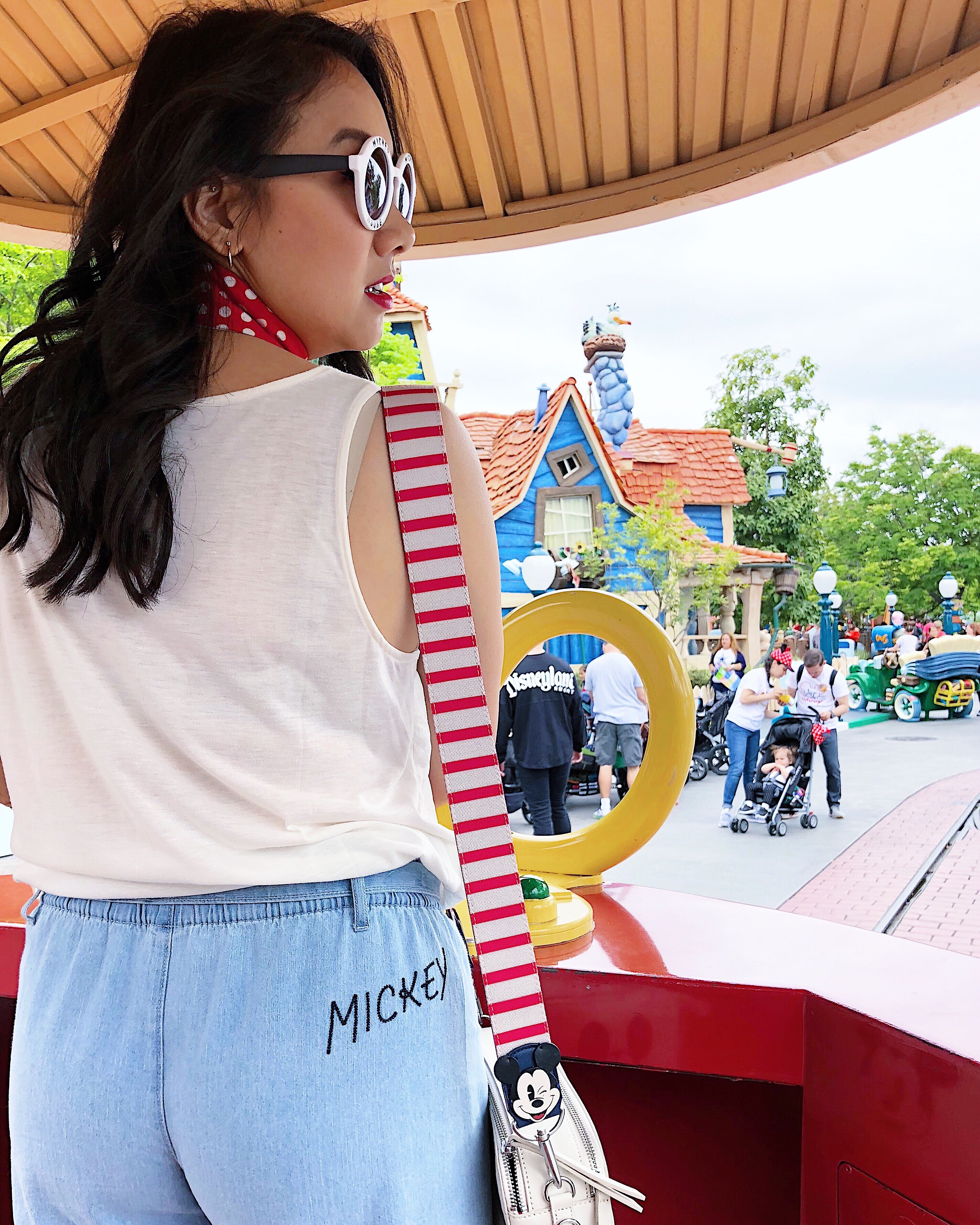 Disneyland Disney Style Mickey Mouse 90 Birthday Target Collection