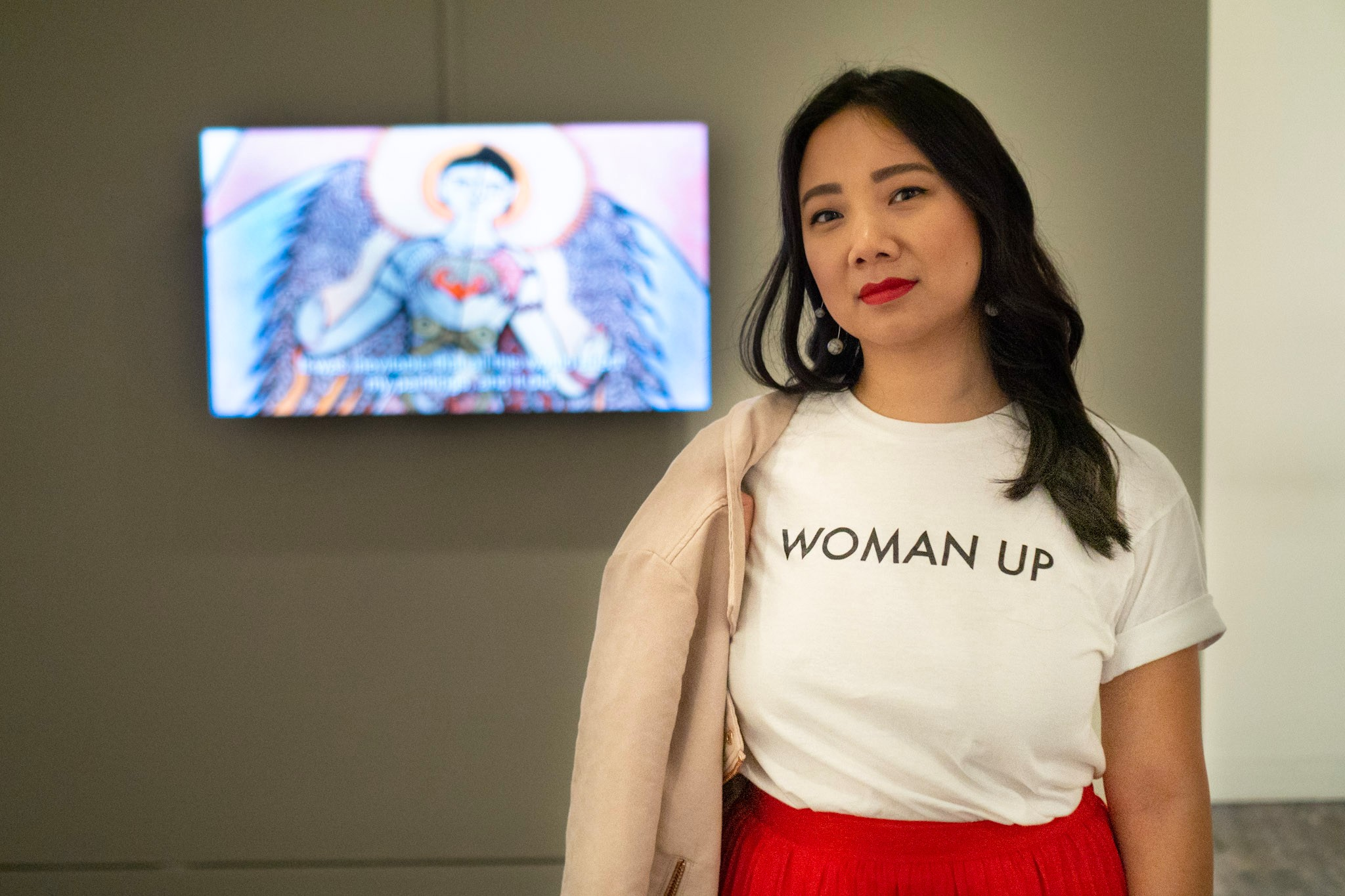 asian art museum san francisco mithila painting feminism
