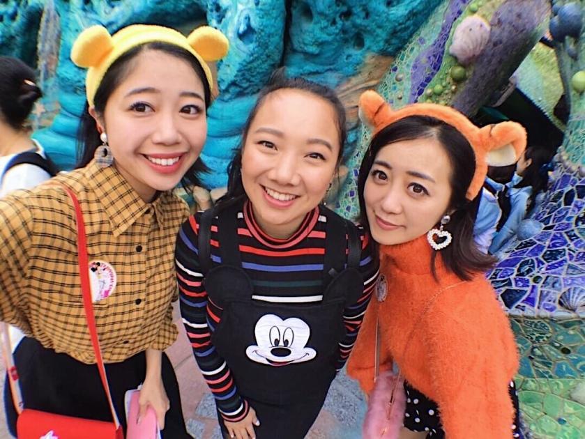 Tokyo DisneySea Disneyland Disney Resort Disneybound