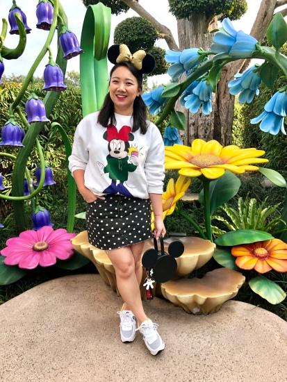 Hong Kong Disneyland Fantasy Garden