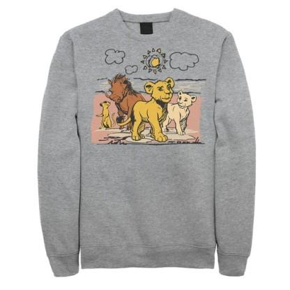 kohls lion king group