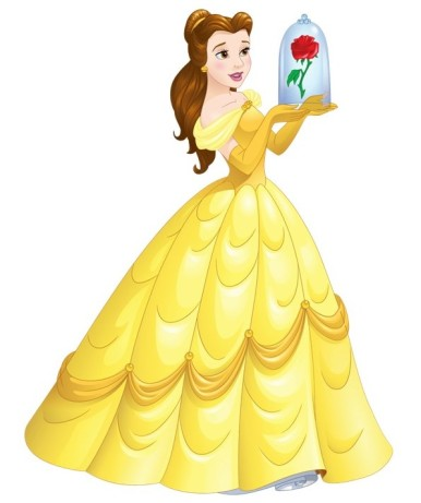 belle yellow dress ballgown Beauty and the Beast
