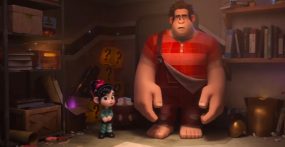 Ralph Breaks the Internet Wreck It Ralph 2